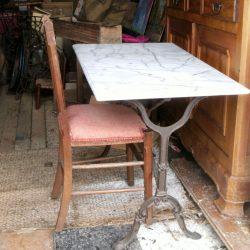 chaise religieuse atelier