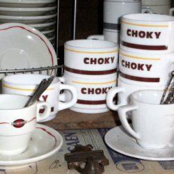 tasses choky anciennes atelier