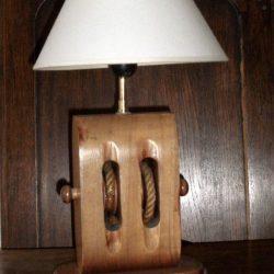 lampe à noeuds face 1