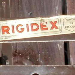 rayonnage rigidex ref