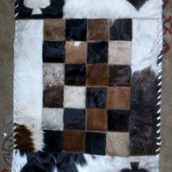 tapis de jeu peau de vache recto