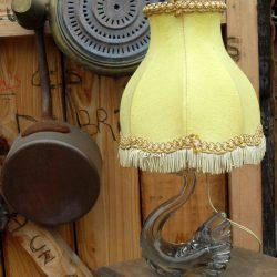 lampe du cygne atelier