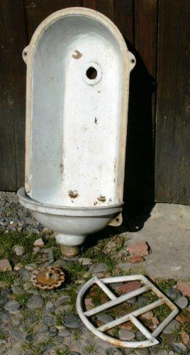 vasque fontaine murale dissociée