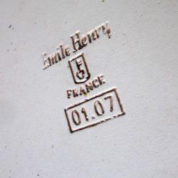 plat à four ovale émile henry grand 0107 ref