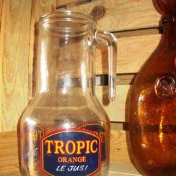 pichet tropic étagère