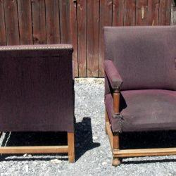 fauteuils de la comtesse recto verso
