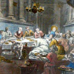 tableau agapes religieuses
