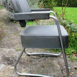 fauteuil 1960 vert coté
