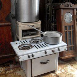 cuisinière godin atelier
