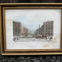 tableau regent street from piccadilly de loin