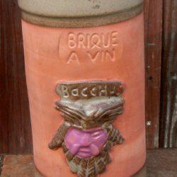 brique bacchus vallauris