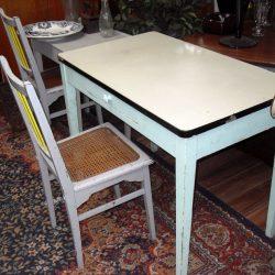 table de cuisine plateau formica atelier bureau