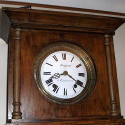 horloge coutances détail