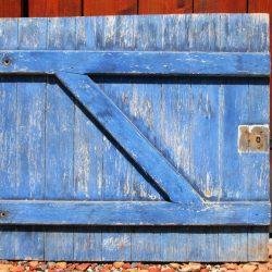 volet bleu z