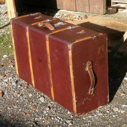 valise à 3 poignées biais arrière