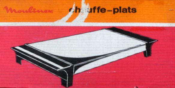 chauffe plat lectrique des ann es 60. Black Bedroom Furniture Sets. Home Design Ideas