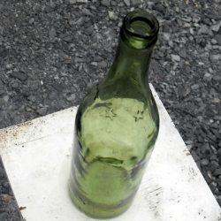 bouteille étoilée avion